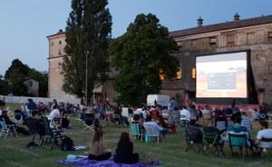Pic nic cinema a Palazzo San Giacomo