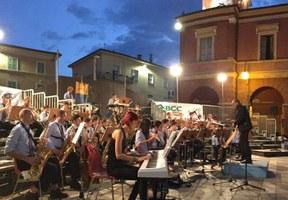 La Banda Città di Russi in concerto