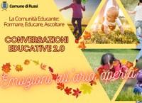 2^ conversazione educativa 2.0: Emozioni all'aria aperta