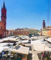 Adozione del piano per l'organizzazione dei mercati ordinari settimanali del martedì e del venerdì e del mercato del contadino del giovedì