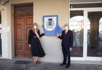 Inaugurata la targa in memoria del prof. Eraldo Pasi