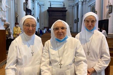 La Congregazione delle Suore di San Giuseppe Cottolengo lascia Russi il 26 settembre