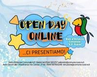 Open Day online per il Nido d'Infanzia Comunale A.P. Babini
