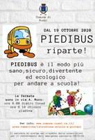 Riparte il Piedibus!