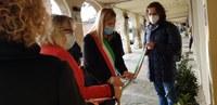 Russi, taglio del nastro per gli appartamenti protetti di piazza Farini