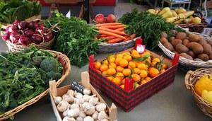 Sospeso il mercato del contadino nel giovedì della Fira